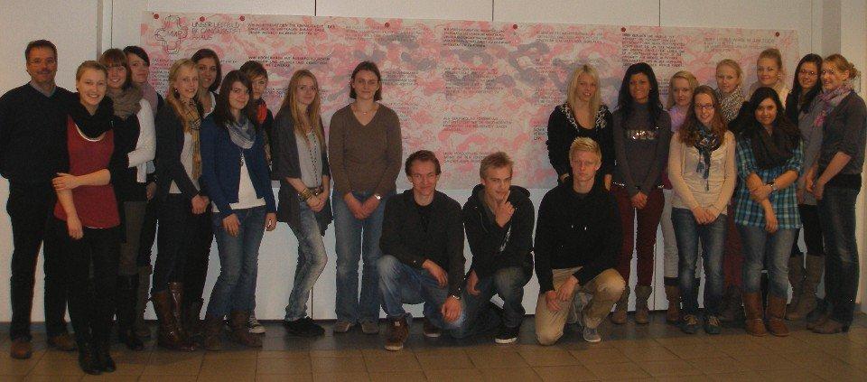 Unserer Berufskolleg hat das wahrscheinlich längste geschriebene Schulleitbild. (Foto: SMMP/Müller)