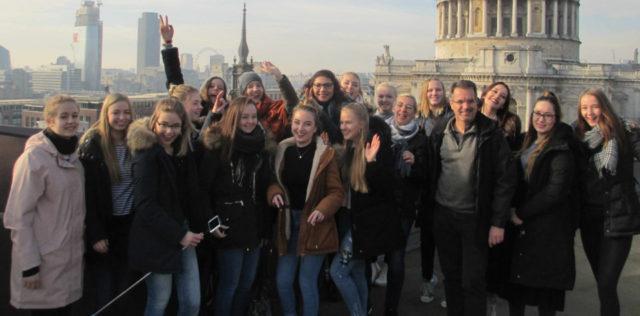 Auf der Stadtführung bis über die Dächer von London. Weitere Fotos am Endes des Artikels. (Alle Fotos: SMMP/Lümmen, Müller)