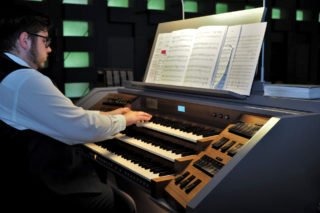 Marcel Eliasch, Orgel, Paderborner Domchor. (Foto: SMMP/Müller)