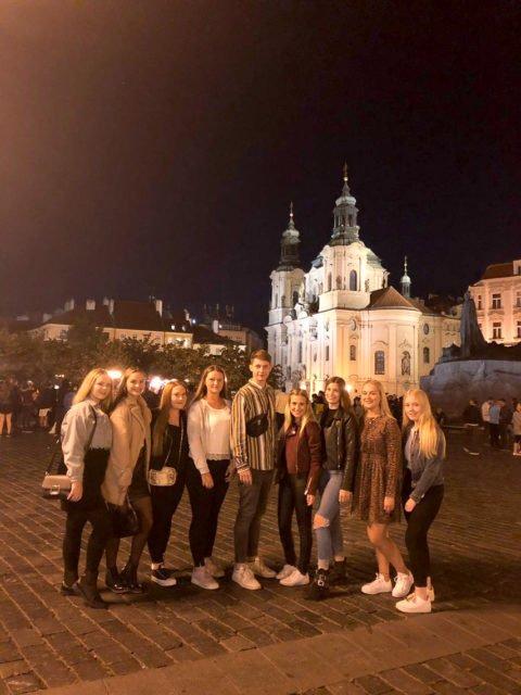 AHE 13 Prag am Abend